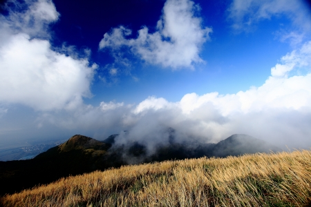 Tatun Mountain Stock Photo - 17354297