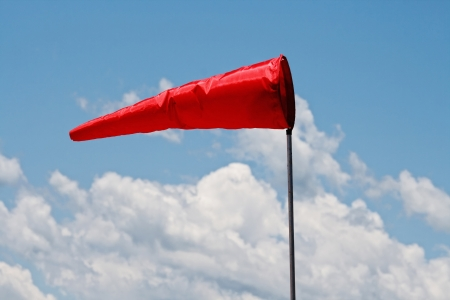 inform information: Windsock in the morning