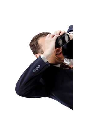 Searching great deals a great image for your job Stock Photo - 18334916
