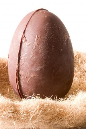 Photo of Chocolate egg Stock Photo - 18582095