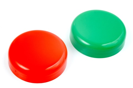 Photo of Red and Green Stock Photo - 18580633