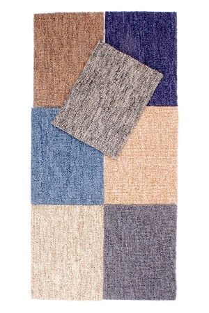 decora: Photo of colorful Carpets Stock Photo
