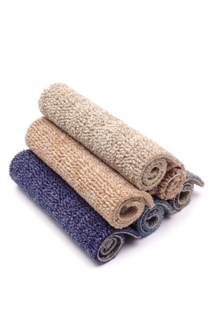 carpet flooring: Photo of Carpet rolls colorful
