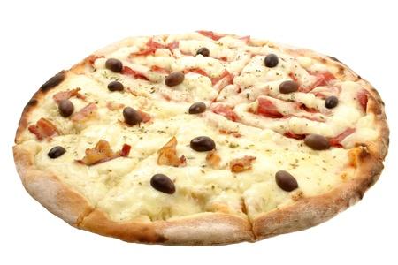 Photo of Delicious pizza photo