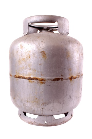 Photo of Gas cylinder Stock Photo - 18581341