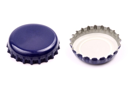 Photo of Flipped bottle cap photo