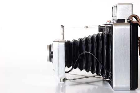 Photo of Instant Camera Stock Photo
