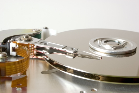 Photo of Data Storage Hard Drive photo