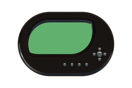 pager: Isolated Pager