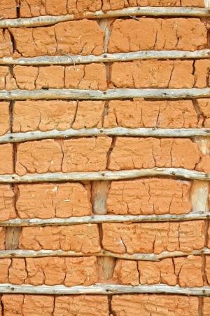 mud house: A texture theme  Mud house  Texture