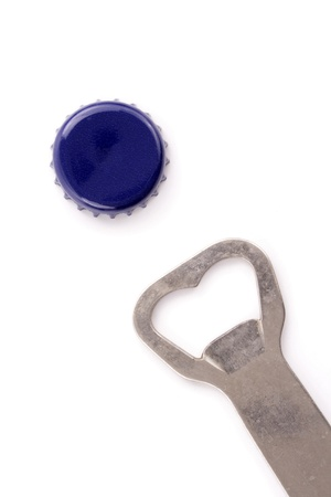 bottle cap opener: Photo of Open it! - Blue