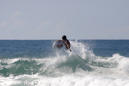 Photo of Surfing photo