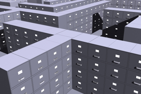 Photo of Filing cabinets ( 3D)