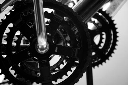 Photo of Bike gears