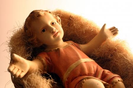 baby jesus: Photo of The savior Stock Photo