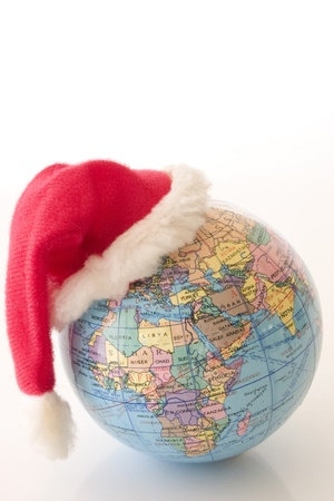 Photo of Xmas Planet - Africa and Asia photo