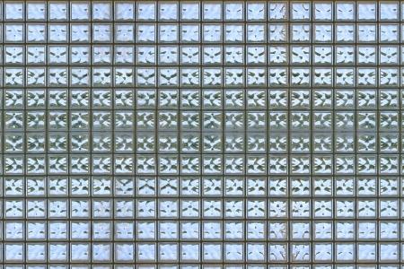 glass brick: Photo of Glass brick (Texture)