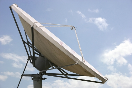 hz: Photo of Communication dish