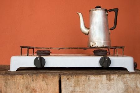 liquified: Photo of Camp Coffee