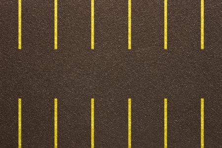 Photo of Asphalt parkinglot - Fake texture Standard-Bild