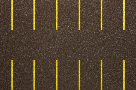 Photo of Asphalt parkinglot - Fake texture Stock Photo
