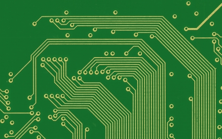 Photo of Circuit Board photo