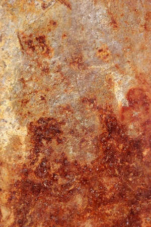 deteriorated: Photo of Corrosion Stock Photo