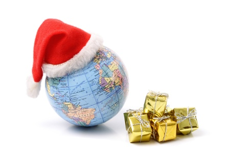 Photo of Christmas world and gifts Stock Photo - 19035953