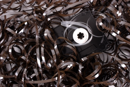 Photo of Broken cassette photo