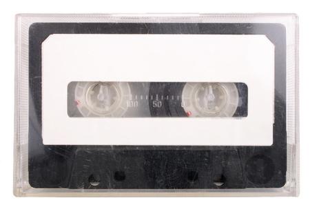 audio cassette: Photo of Audio cassette and case