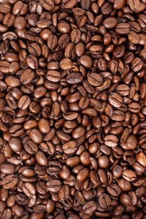 caf: Photo of Coffee beans - Medium Stock Photo