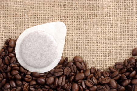 hz: Photo of Coffee sachet