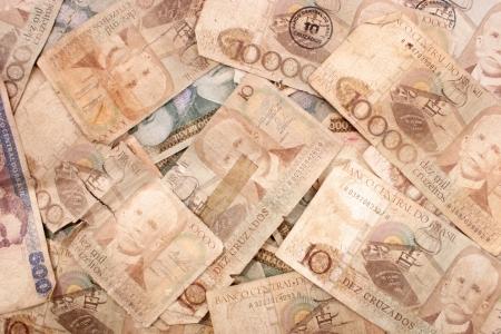 Photo of Retro Brazilian bills