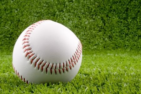 pasto sintetico: Foto de Béisbol en el campo