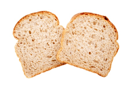 alimentary: Photo of Bread - Two slices