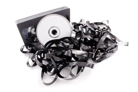 Photo of DVD film photo