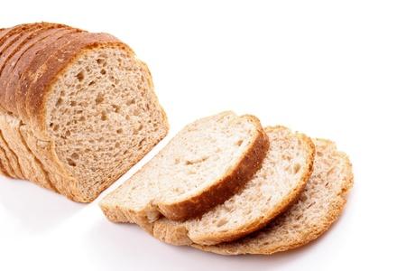 alimentary: Photo of Sliced bread Stock Photo