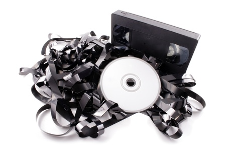 Photo of Film to DVD