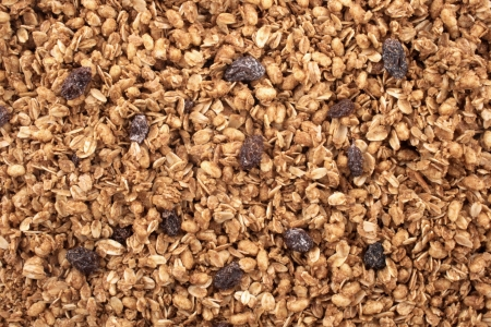 Photo of Granola background photo