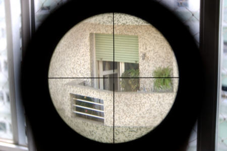 Elite shooter view