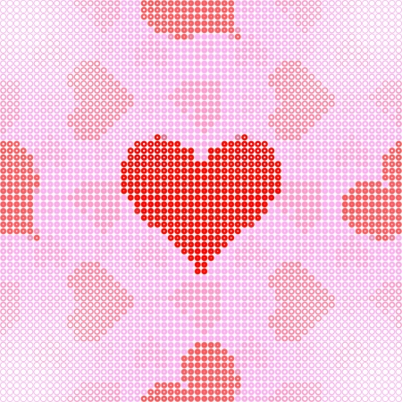 lovemaking: Squared pattern to repeat side by side