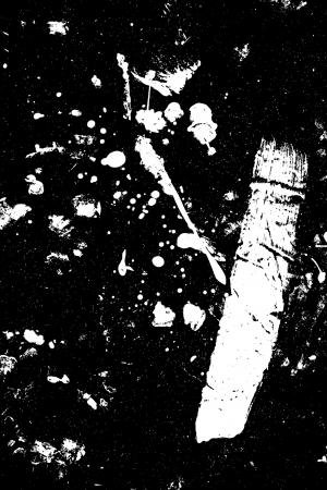 reforming: Un mont�n de manchas de la ilustraci�n en negro backgroud