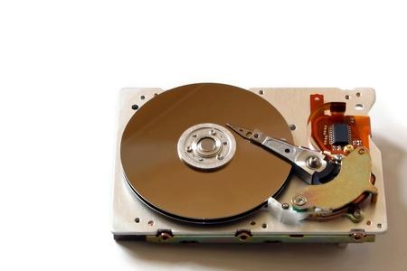 formatting: A computer theme: Computer hard drive