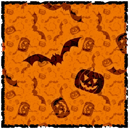 Background for Halloween party theme photo