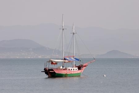 schooner: Photo of Schooner Stock Photo