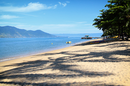 Praia do Pereque (Pereques beach) - Ilhabela - Brazil