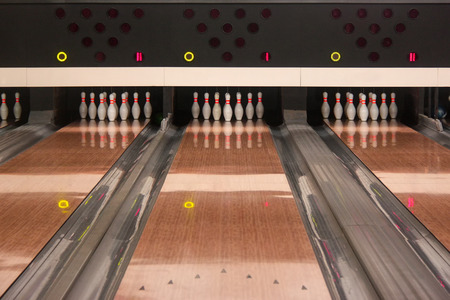 lanes: Ten-pin bowling indoor lanes