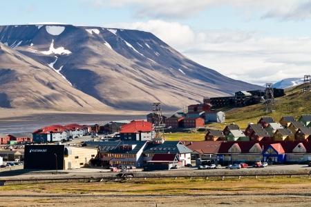 Svalbard Stock Photo
