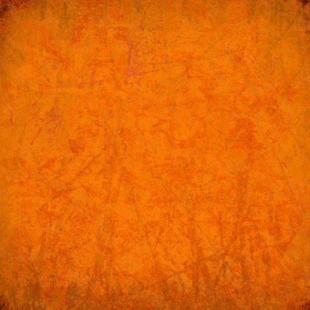 grunge orange streaked textured background Stock Photo - 6515996