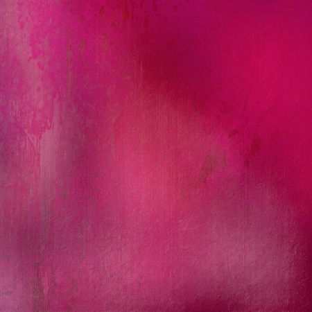grunge pink stained textured background photo